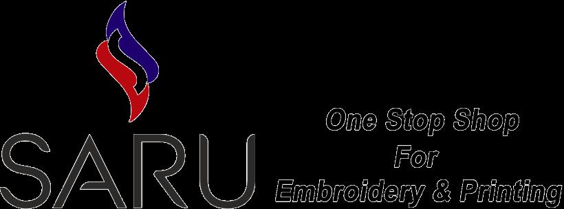 Saru Embroidery